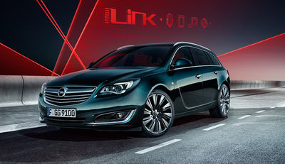 MARC TRAUTMANN for OPEL Insignia ATL