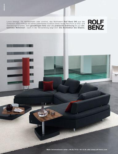 JPPS for Rolf Benz in Paris