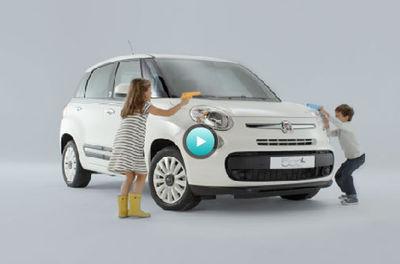 Fiat 500L / Petit Bateau