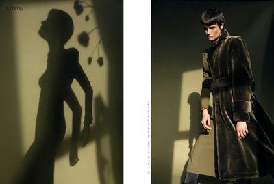'Follow the Sun' featuring Model Pau for LATEST Magazine - Photos UWE KOERNER