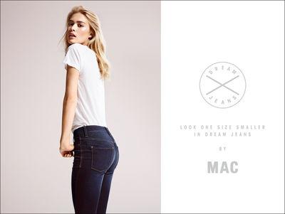 BIRGIT STöVER: Tina LUTHER for Mac Mode