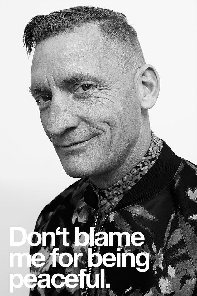 Joachim BALDAUF c/o AGENTUR NEUBAUER : Don't blame me for