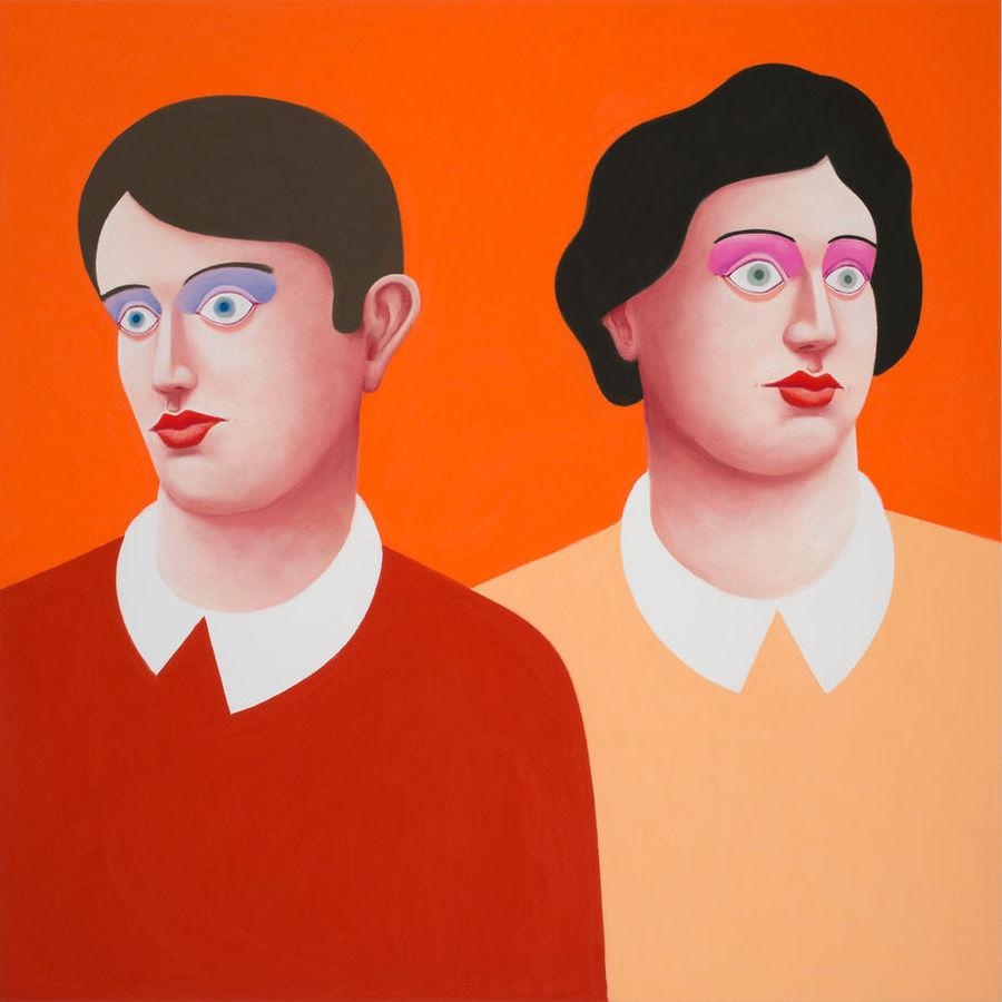 Nicolas Party 'Three Seasons' at Xavier Hufkens Gallery