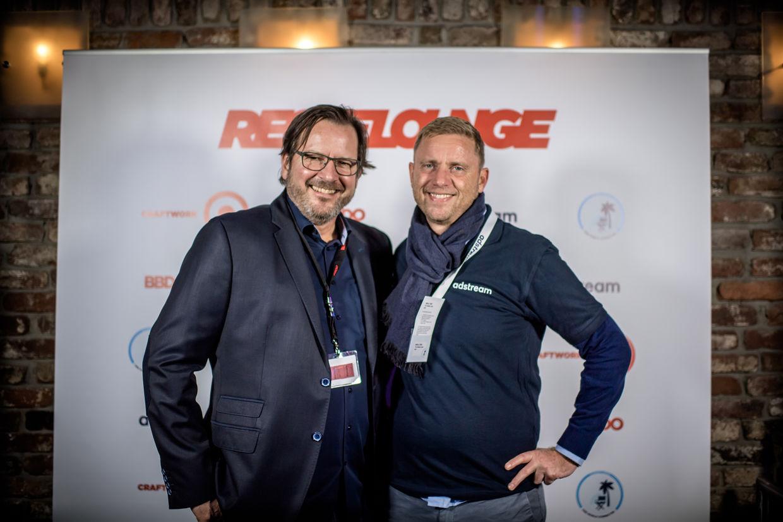 REGIELOUNGE / DIRECTOR'S LOUNGE #53 : Steffen Gentis & Christian Massmann, Chief Sales Officer EMENA und Managing