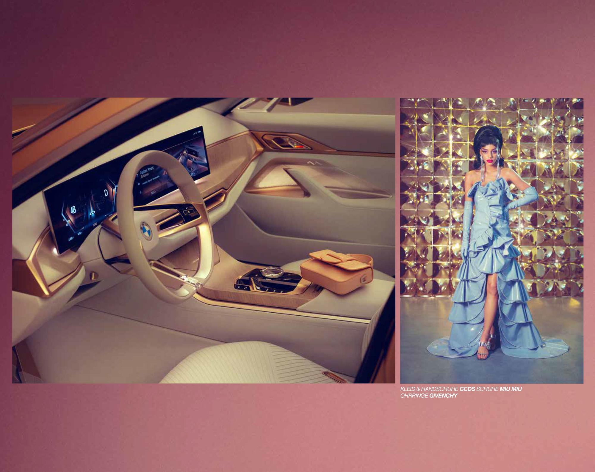 HEIKO RICHARD - BMW i4 Concept Editorial for Intersection Magazine