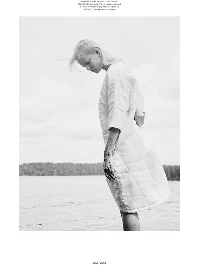 BALLSAAL : Wiebke BREDEHORST (styling & realization) for TUSH