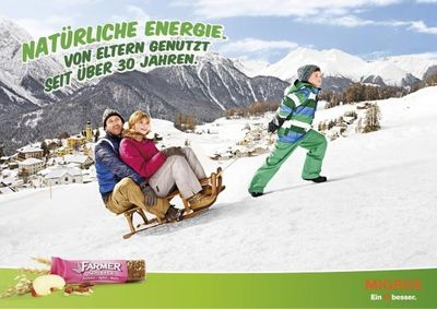 ACHIM LIPPOTH for MIGROS