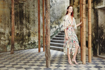7 SEAS PRODUCTIONS, Colombia with Bergdorf Goodman