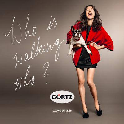 Görtz Campaign Autumn 2011