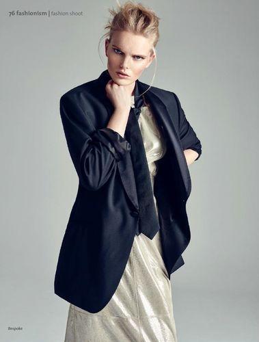 MD MANAGEMENT: Hannah Kuiper for Bespoke Magazine