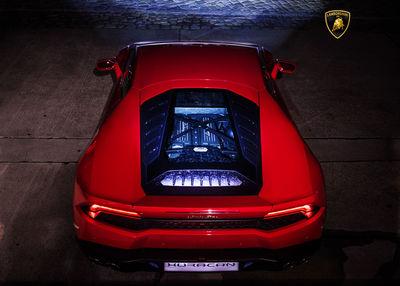 JAN FRIESE for Lamborghini
