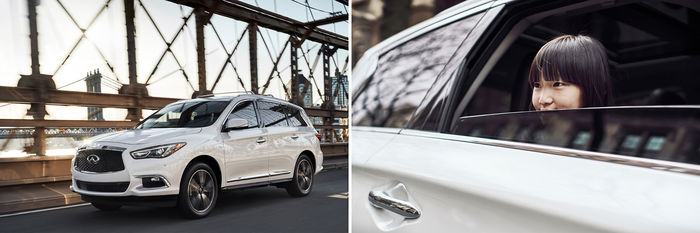 Infiniti - Luxury Should Be Lived In - Family Time