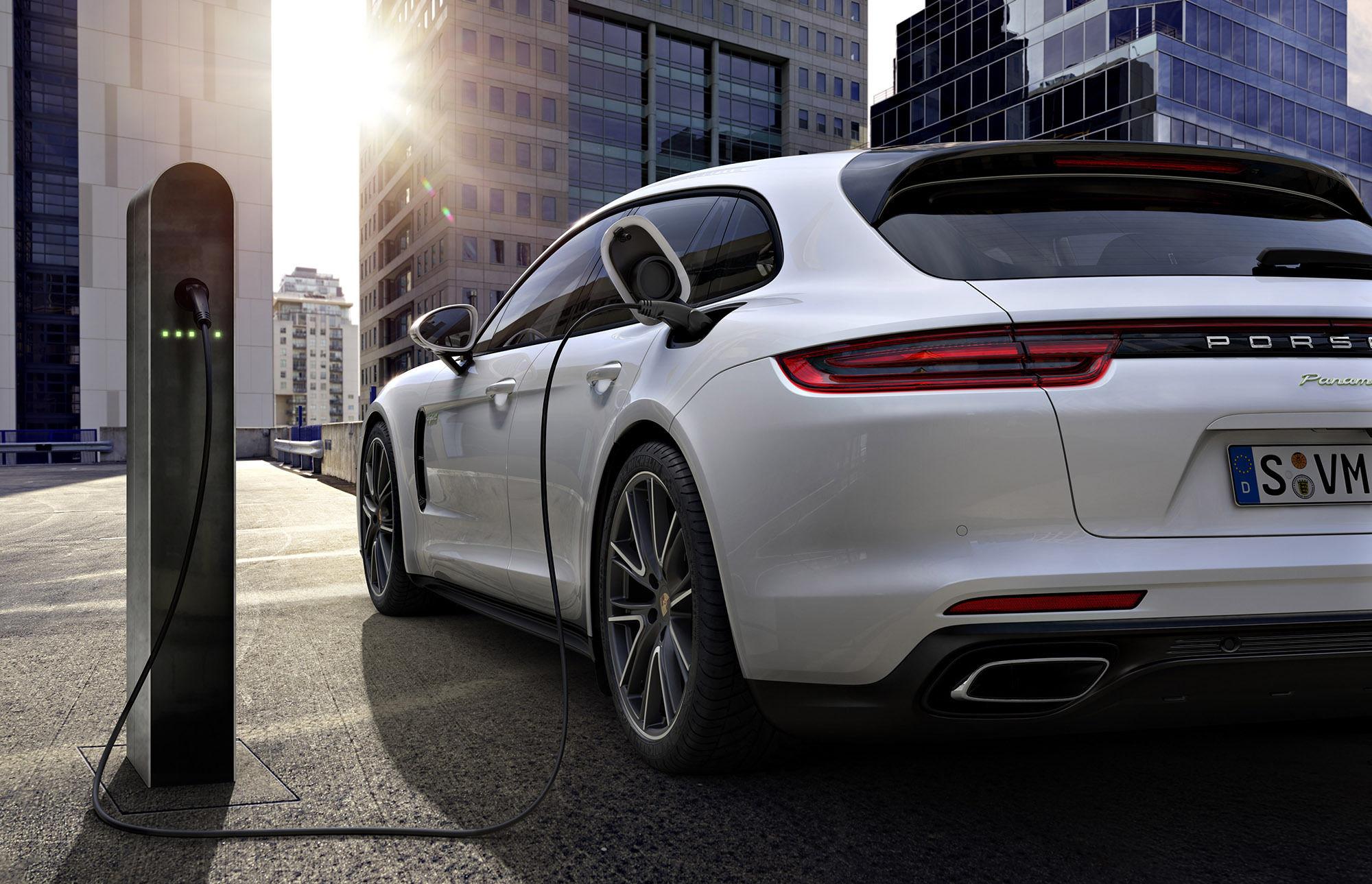 Porsche E Performance by Stephan Romer