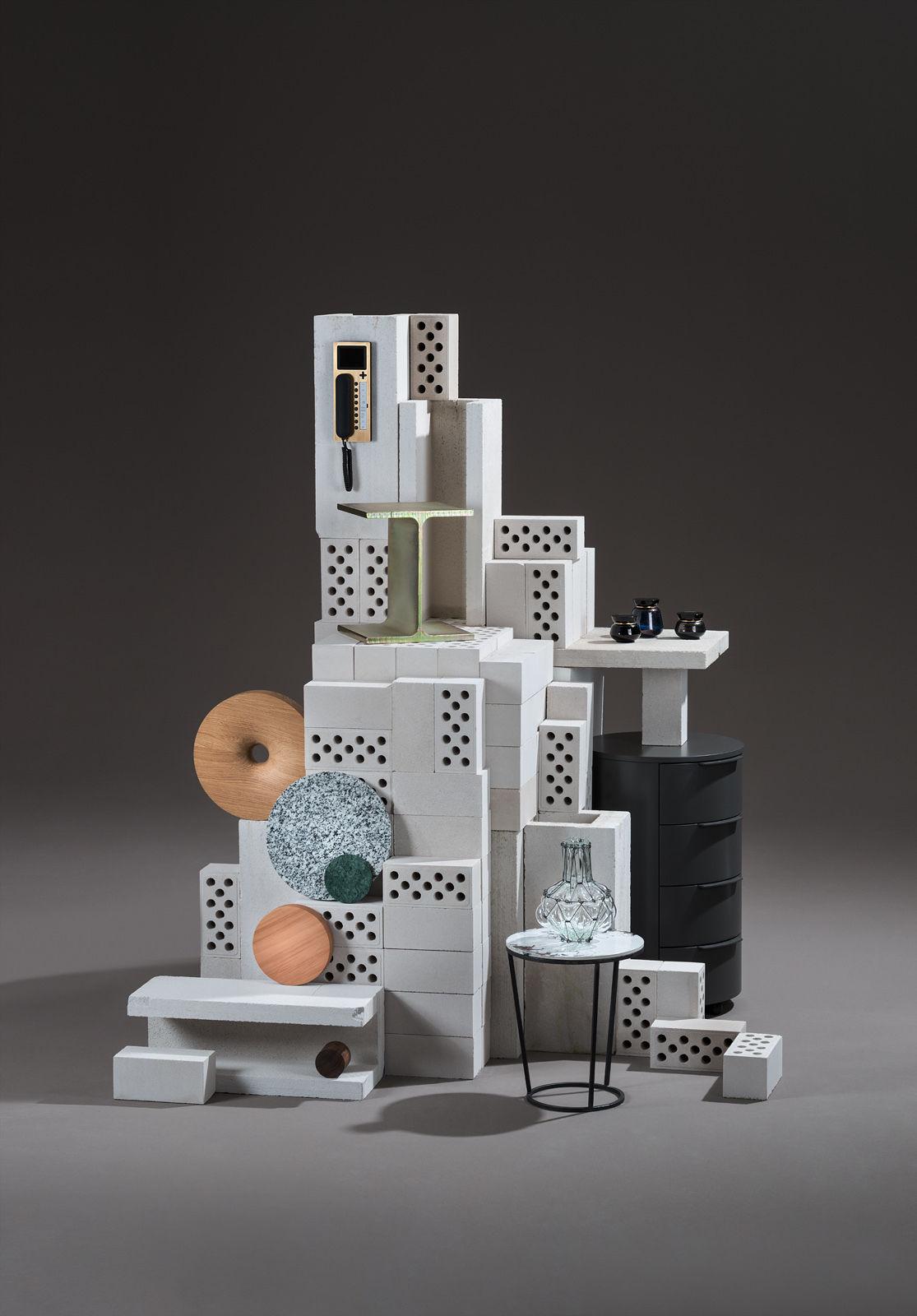 Building Blocks / Christian Hagemann for Wallpaper*