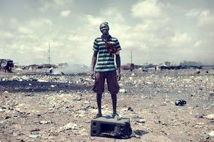 KEVIN MCELVANEY : Agbogbloshie