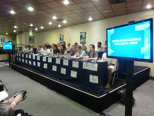 GoSee CANNES 2012 : FILM LIONS press conference