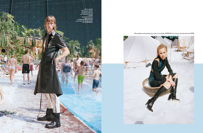 BIGOUDI Francesca Vigliarolo für Something about Magazine