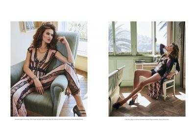 'Autumn Serenade' Stephan GLATHE for FACTICE Magazine