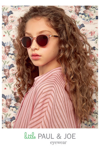 LISE ANNE MARSAL : Little Paul and Joe eyewear Campagne 2019
