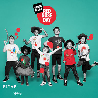 Comic Relief Red Nose Day 2021 // TK Maxx