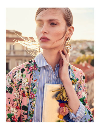 RICH AND ROYAL S/S 2017 by ANDREAS ORTNER