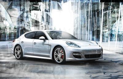 THOMAS VON SALOMON : Porsche Panamera - personal project