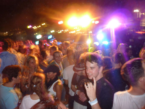 CANNES 2011 - DUTCH PARTY