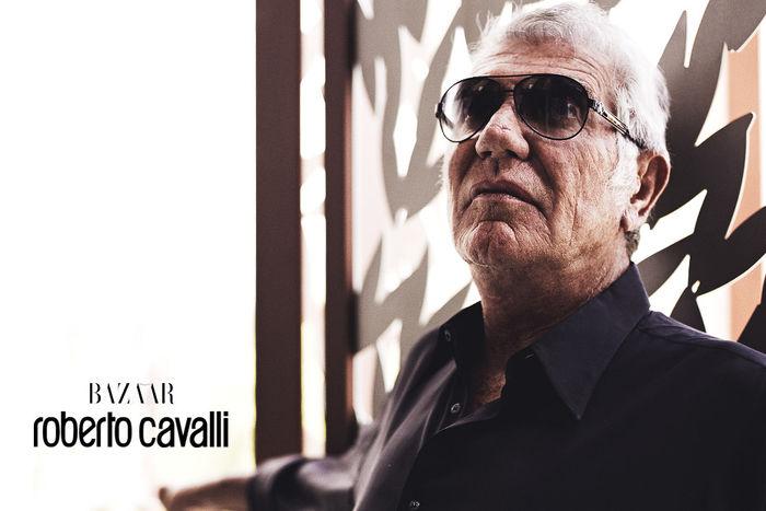 THOMAS VON AAGH : Roberto Cavalli