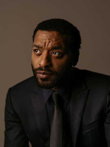 EMEIS DEUBEL:Robert Rieger: Chiwetel Ejiofor for New York Times Magazine