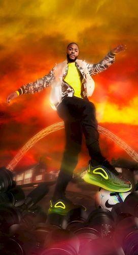 Nike - Air Max Raheem Sterling  - photo by Willem Jaspert