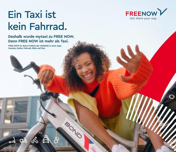 Ruben Riermeier für FREENOW