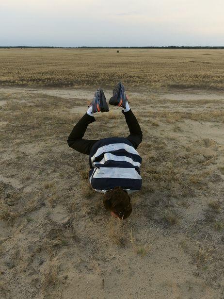 YVES BORGWARDT c/o WILDFOX RUNNING for STERN MODE
