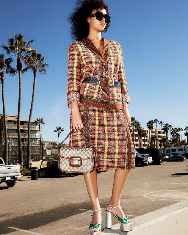 GLAM PRODUCTION produced MyTheresa's latest campaign in sunny LA.