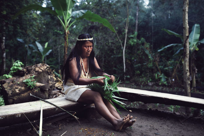 WILDFOX RUNNING: Julia Marie Werner for Arthelps project Amazonas/Clearwater