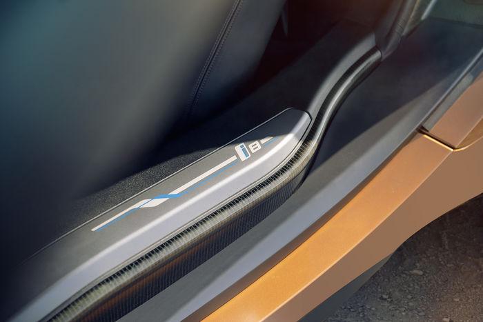 SEVERIN WENDELER: TRANSPORATION SPECIAL // BMW i8 Photo by Lisa Linke c/o Severin Wendeler