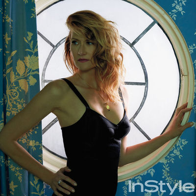 Laura Dern for Instyle US