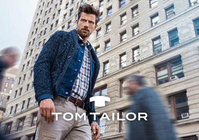 MAX VON TREU for TOM TAILOR