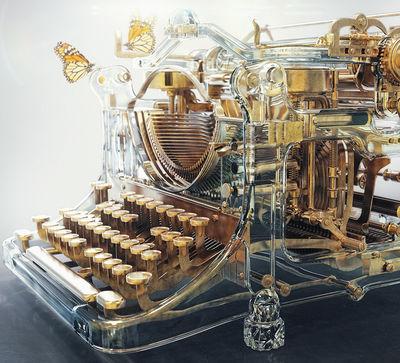 Time Machine by Aleksandr Kuskov c/o ANDREA HEBERGER