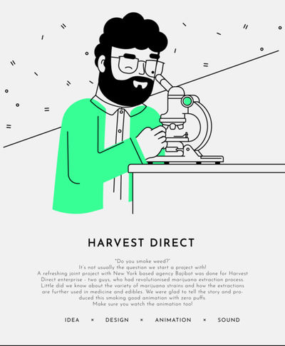 Panic Studio: Harvest Direct