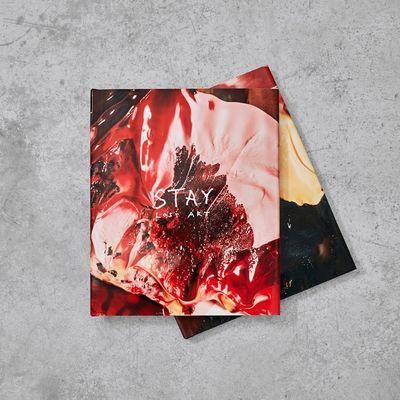 HUNTER & GATTI - BOOK 'STAY - LOST ART'