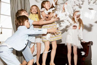 L'air du Temps for Marie Claire Enfants Italia by Achim Lippoth