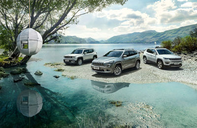 KELLY KELLERHOFF REPRESENTS! THOMAS SCHWOERER for Jeep China