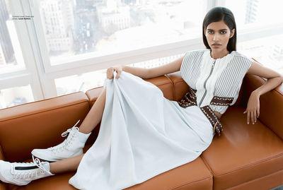 ANIMA CREATIVE: Pooja MOR for HARPER'S BAZAAR