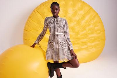 NINA KLEIN, Styling Elke Dostal for Stylebop by Andreas Ortner