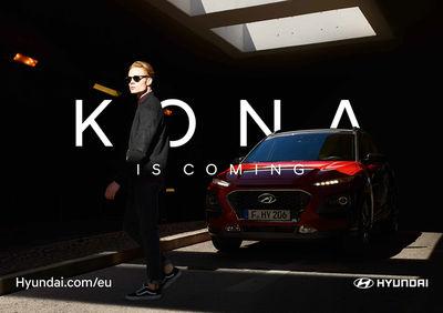 UWE DUETTMANN for Hyundai Kona