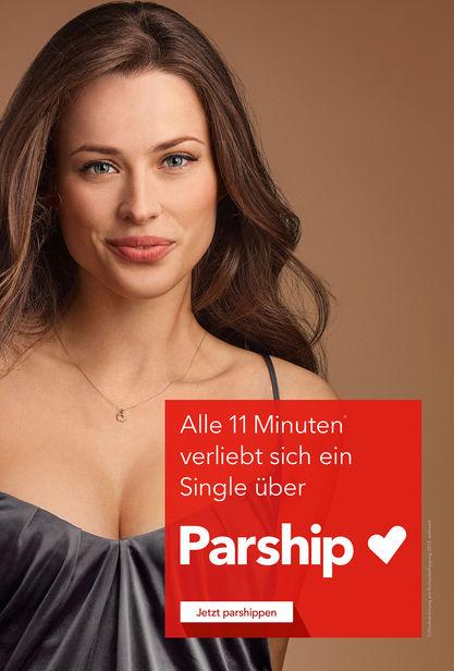 Werbemodel parship Katharina maria
