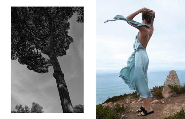 Re:Design SS'19 WOMEN by RESERVED photographed by Wunsche&Samsel c/o SAMESAME AGENCY