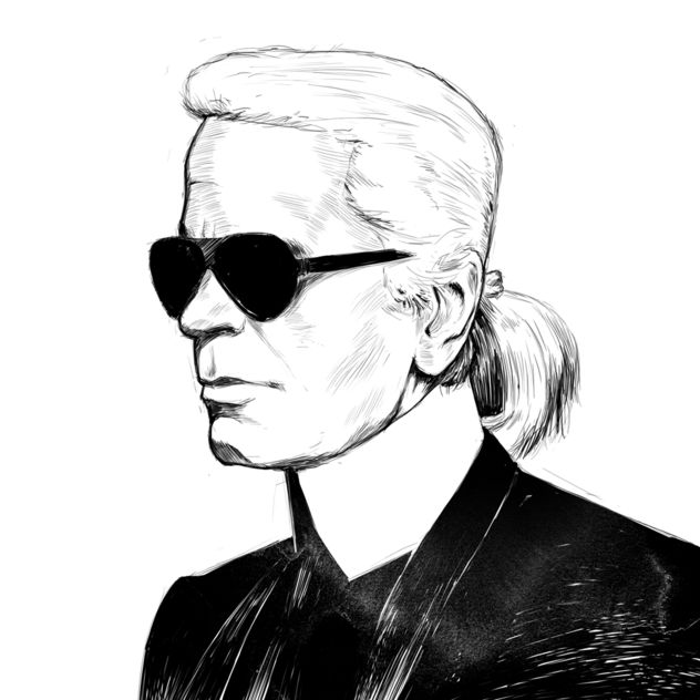 Tribute to Karl Lagerfeld / Pascal Thomas