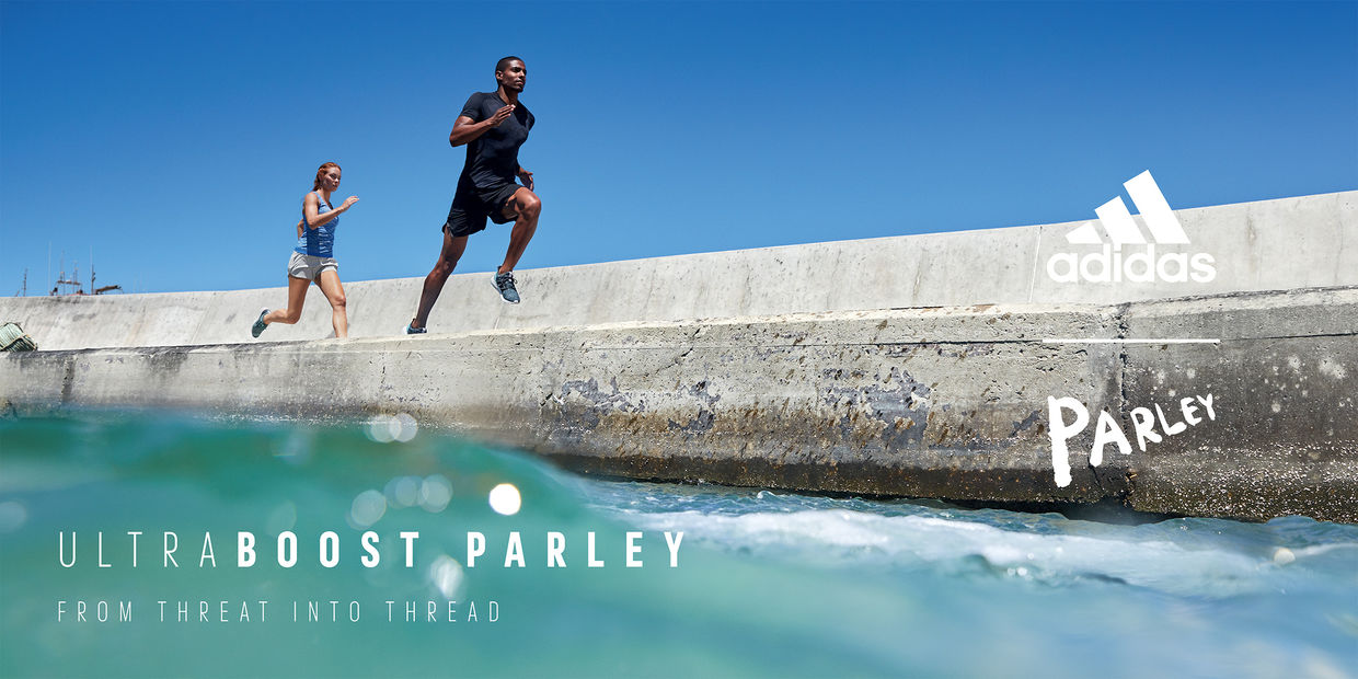 70ac4b273 Emeis Deubel   adidas UltraBOOST Parley campaign for TBWA Neboko ...