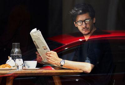 """SEVERIN WENDELER: """"FEEL ALIVE"""" Mazda 3 campaign - Photo by Patrick Curtet c/o Severin Wendeler"""